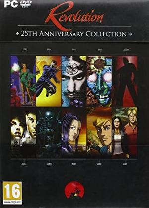 Revolution-25th anniversary Collection