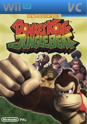 New Play Control! Donkey Kong Jungle Beat (VC)