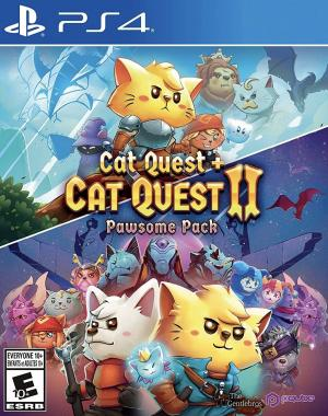 Cat Quest + Cat Quest 2: Pawsome Pack