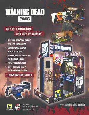 The Walking Dead (Arcade)