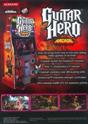 Guitar Hero: Arcade