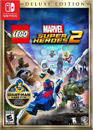 LEGO Marvel Superheroes 2 Deluxe Edition