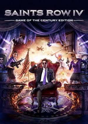 Saints Row IV: Game of the Century Edition
