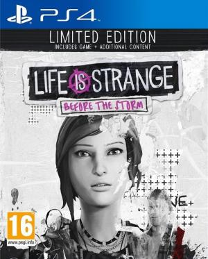 Life is Strange: Before the Storm - Limited Edition (EU)