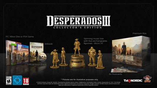 Desperados III [Collector's Edition]