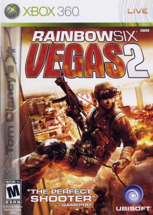 Tom Clancy's Rainbow Six Vegas 2/Xbox 360