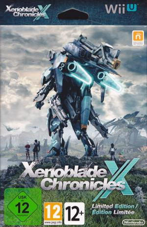 Xenoblade Chronicles X [Limited Edition] (PAL)