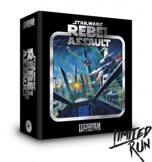 Star Wars: Rebel Assault (SCD) Premium Edition