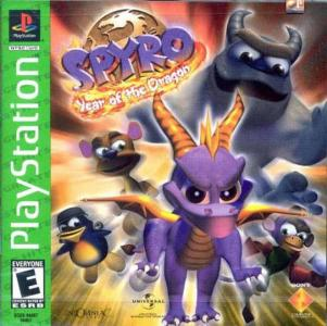 Spyro Year of the Dragon [Greatest Hits]