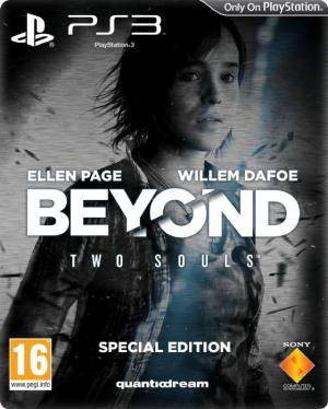Beyond: Two Souls [Special Steelbook Edition]