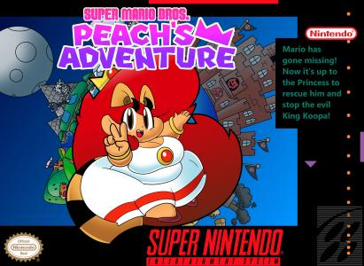 Super Mario Bros. Peach's Adventure