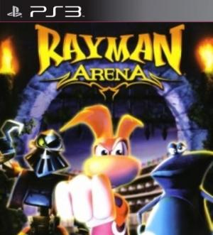 Rayman Arena (PS2 Classic)