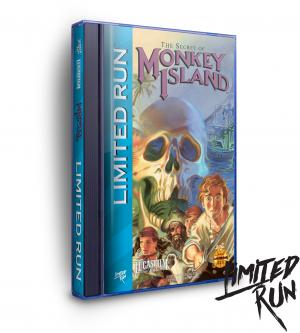 The Secret Of Monkey Island Classic Edition