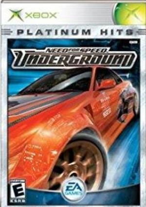 Need for Speed: Underground (Platinum Hits)