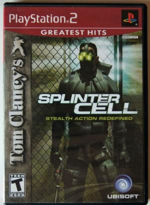 Tom Clancy's Splinter Cell (Greatest Hits)