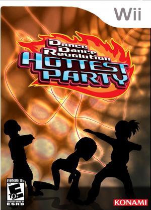 Dance Dance Revolution Hottest Party Avec Tapis/Wii