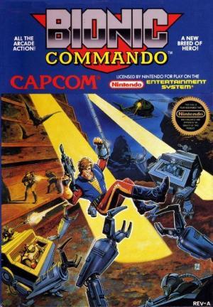 Bionic Commando/NES