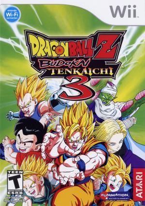 Dragon Ball Z Budokai Tenkaichi 3/Wii