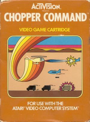 Chopper Command/Atari 2600