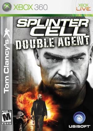 Tom Clancy's Splinter Cell Double Agent/Xbox360