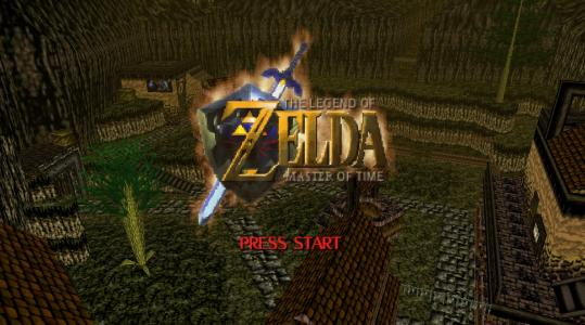 The Legend of Zelda - Master of Time