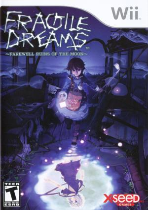 Fragile Dreams Farewell Ruins Of The Moon/Wii