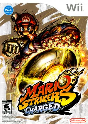 Mario Strikers Charged/Wii