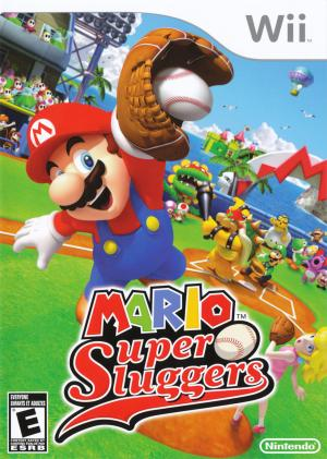 Mario Super Sluggers/Wii