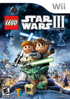 Lego Star Wars III The Clone Wars/Wii