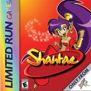 Shantae GBC (Limited Run)