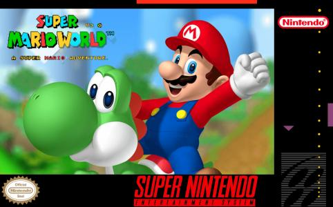 Super Mario World: A Super Mario Adventure 1