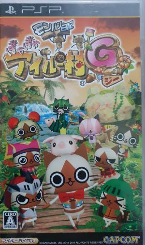 Monster Hunter Diary: Poka Poka Airou Village G
