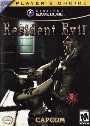 Resident Evil [Player's Choice]