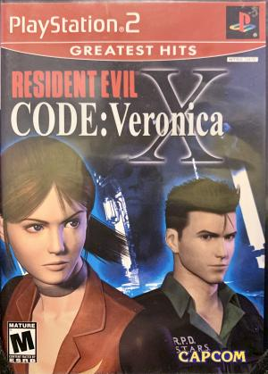 Resident Evil Code: Veronica X [Greatest Hits]