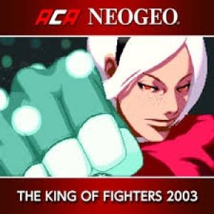 ACA NeoGeo: The King of Fighters 2003