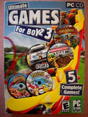 Ultimate Games for Boyz 3