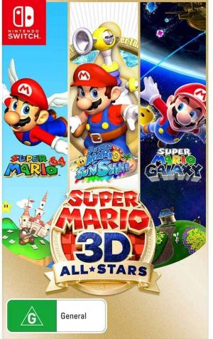 Super Mario 3D All Stars (AUS)