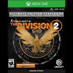 Tom Clancy's The Division 2 - Ultimate Edition Steelbook