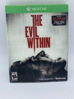The Evil Within with The Fighting Chance Pack DLC