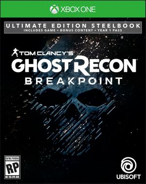 Tom Clancy's Ghost Recon Breakpoint - Ultimate Edition Steelbook