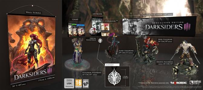 Darksiders III: Apocalypse Edition