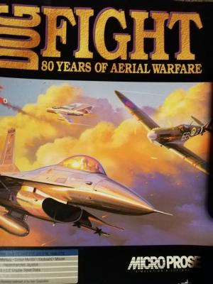 Dog Fight 80 years of aerial warfare