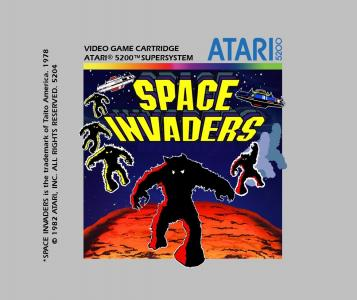 Arcade Space Invaders