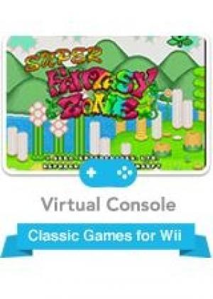 Super Fantasy Zone (Virtual Console)