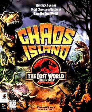 Chaos Island: The Lost World: Jurassic Park