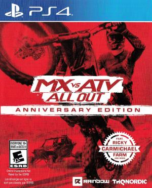MX vs. ATV All Out: Anniversary Edition