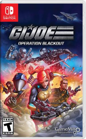 GI Joe Operation Blackout