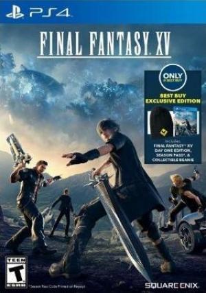 Final Fantasy XV (Best Buy Exclusive Edition)