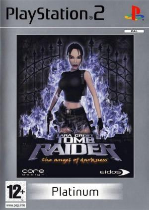 Lara Croft Tomb Raider: The Angel of Darkness [Platinum] (PAL)