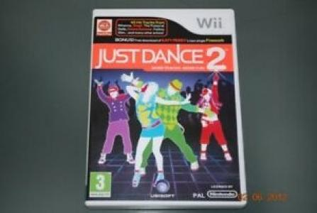 Just Dance 2 (Holo cover) (PAL)